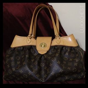 ✨ LOUIS VUITTON BOETIE MM retired ✨retail $2570